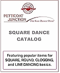 Petticoat Junction Square Dance Catalog
