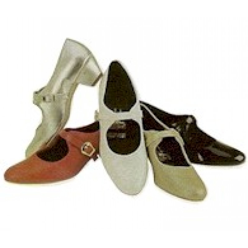 Tic Tac Toe Ballroom Dance Shoes