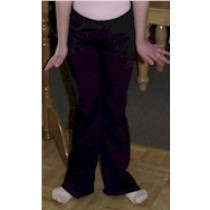 Low Rise Bootleg Jazz Pant (Child Sizes)