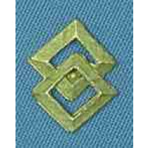 SQUARE DANCE SYMBOL (PACKAGE OF 25)
