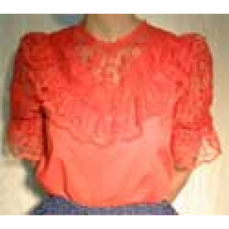 Old Fashioned Charm Blouse