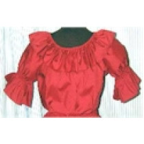 One Ruffle Blouse