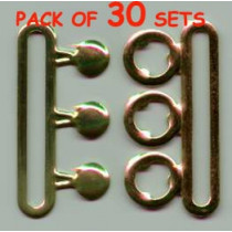 3 ring buckle 30 pack