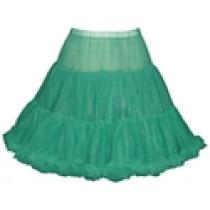 Chiffon Petticoat with Fluff Ruffle