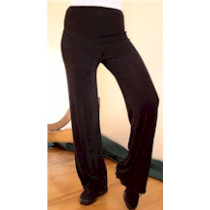 Basic Straight Leg Jazz Pant