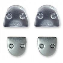 Buck Glue On Clog Taps