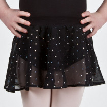 SEQUIN PULL ON SKIRT