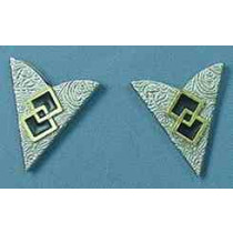 ENAMEL SQUARE COLLAR TIPS