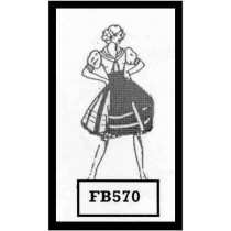 SAILOR DRESS PATTERN