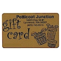 Petticoat Junction Gift Cards