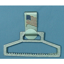 FLAG TOWEL HOLDER